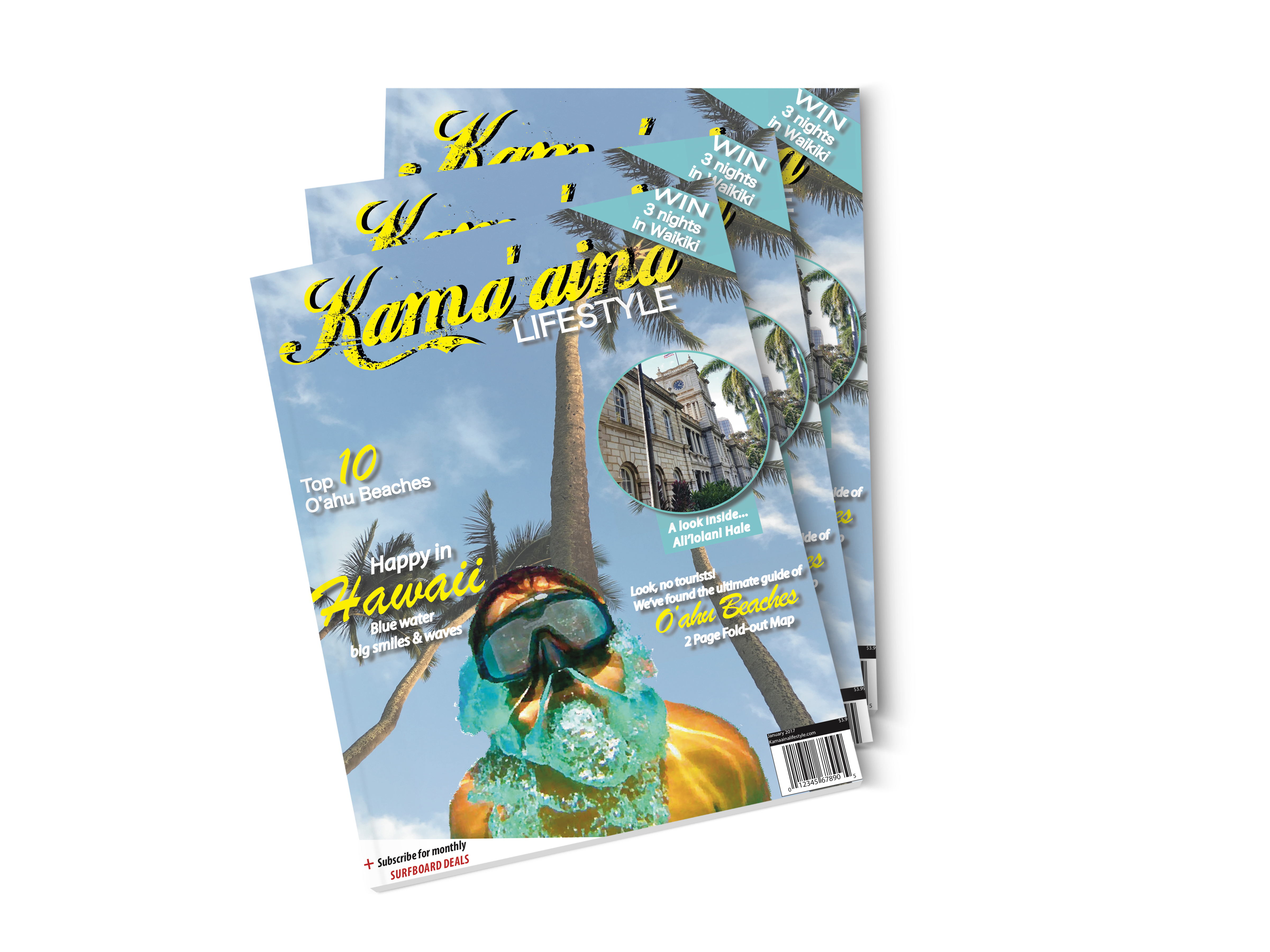 Kama'aina Cover